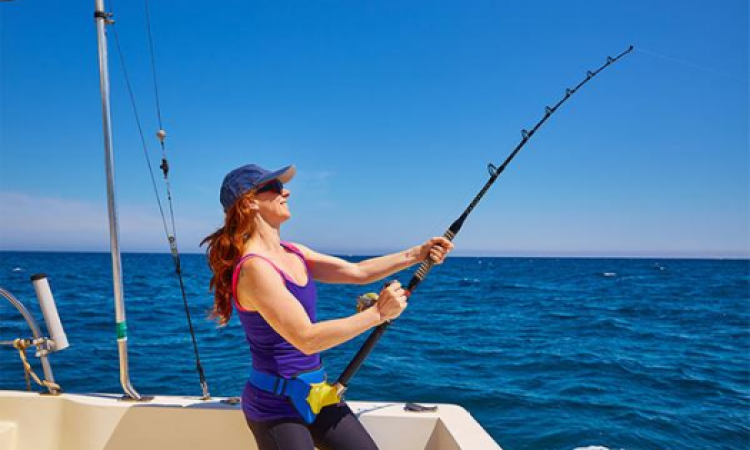 Scuba Diving and Fishing Tours